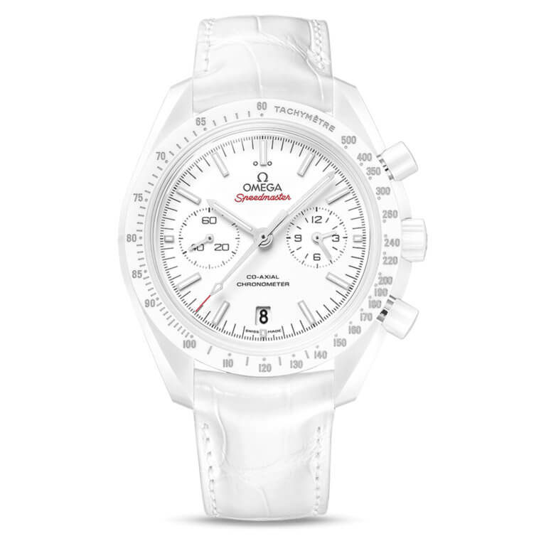 """Omega - Speedmaster """"White Side of The Moon"""" Co-Axial"""