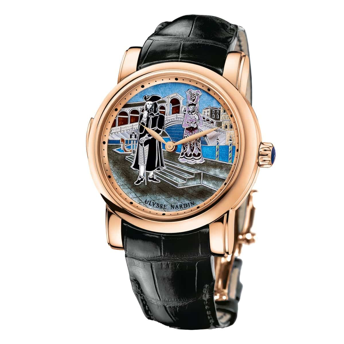 Ulysse Nardin - Carnival of Venice Minute Repeater