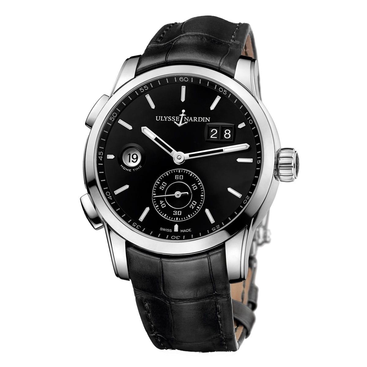 Ulysse Nardin - Dual Time Manufacture
