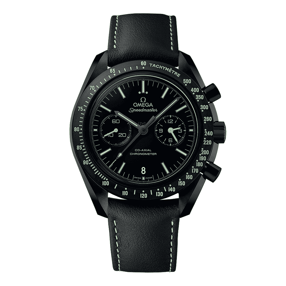 Omega - Speedmaster Dark Side of the Moon «Pitch Black» Co-Axial