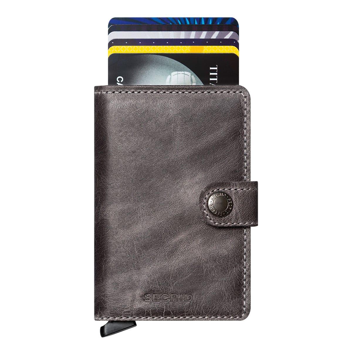 Secrid - Miniwallet Vintage grey