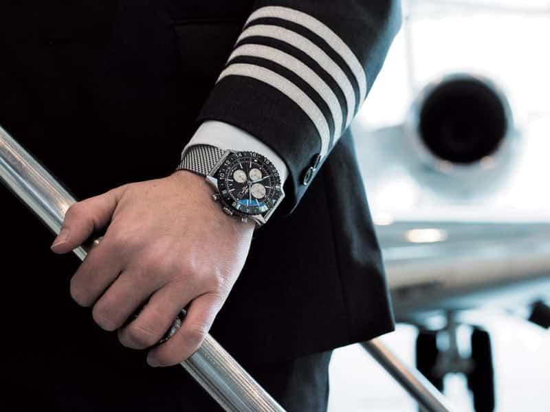 Horlogerie-selection-montres-Breitling Lionel Meylan Horlogerie Joaillerie Vevey