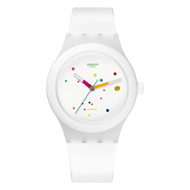 Privé: Swatch - Sistem White