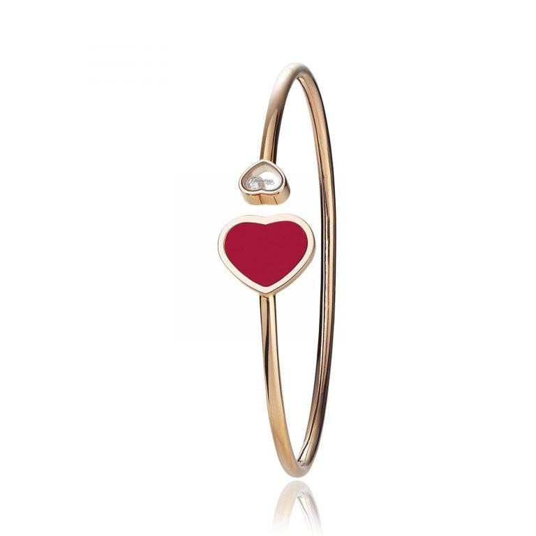 Chopard - Bracelet Happy Hearts