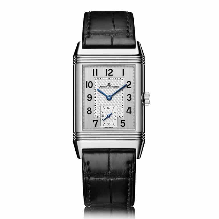 Jaeger-LeCoultre - Reverso Classic Medium Duoface Small Second