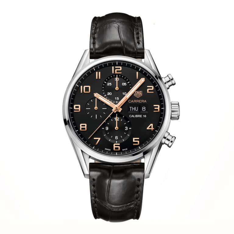 TAG Heuer - Calibre 16 Chronographe automatique