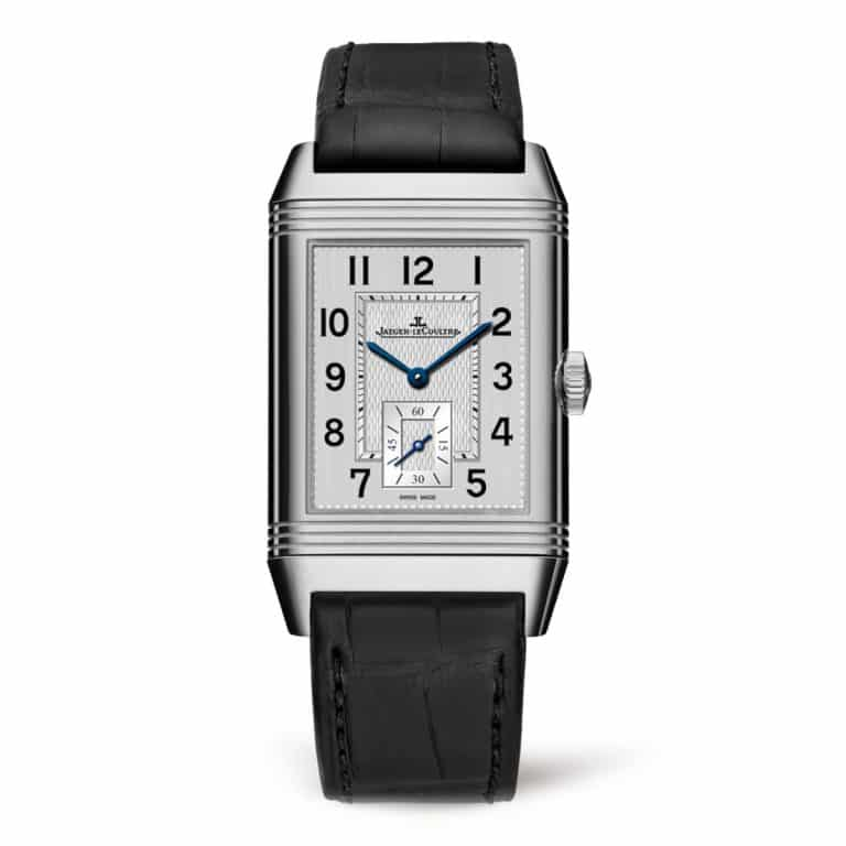 Jaeger-LeCoultre - Reverso Classic Large Duoface Small Second