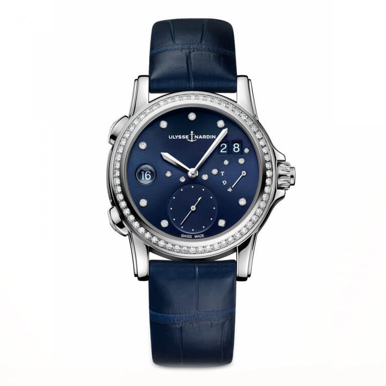 Ulysse Nardin - Classic Lady Dual Time