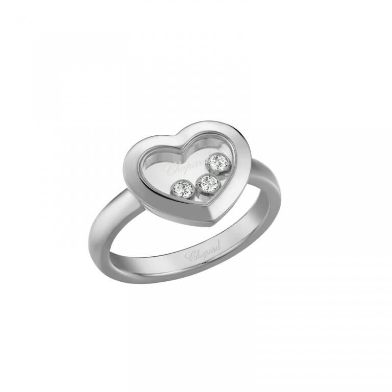 Chopard - Happy Diamonds ring