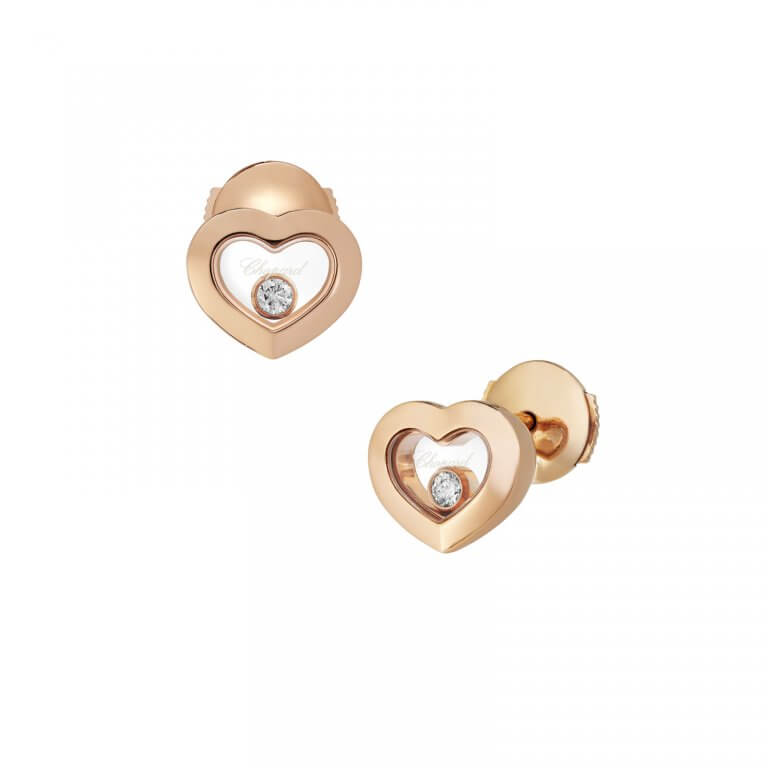 Chopard - Happy Diamonds earrings