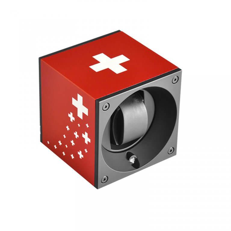 Swiss Kubik - Remontoir Croix Suisse