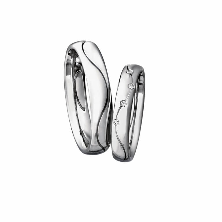 Furrer Jacot - Bridals in white gold