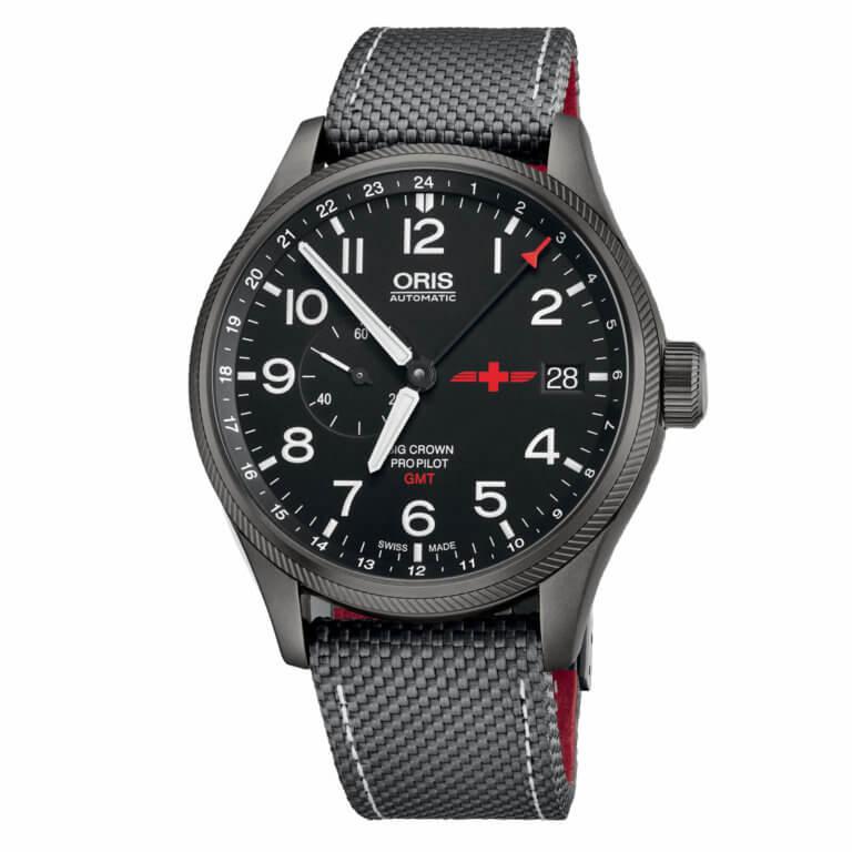 Oris - Oris GMT Rega Limited Edition