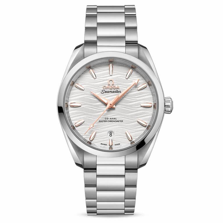 Omega - Aqua Terra 150M Omega Co-Axial Master Chronometer pour femme 38 mm