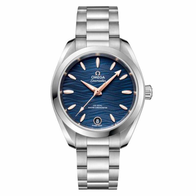 Omega - Seamaster Aqua Terra 150M Omega Co-Axial Master Chronometer 34 mm