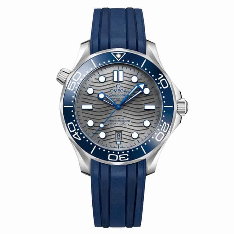 Omega - Seamaster Diver 300M Omega Co-Axial Master Chronometer 42 mm