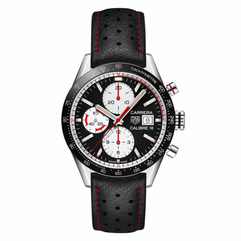 TAG Heuer - Carrera Calibre 16 Chronographe