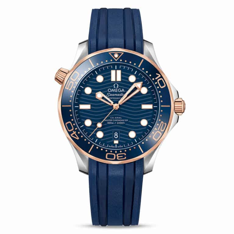 Omega - Seamaster Diver 300M Omega Co‑Axial Master Chronometer 42 mm