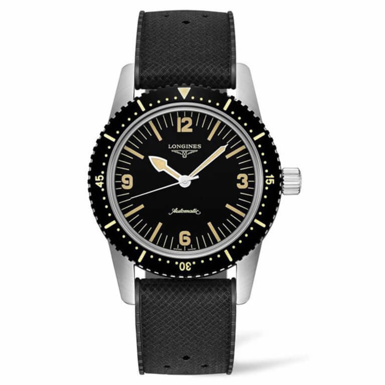 Longines - The Longines Skin Diver Watch