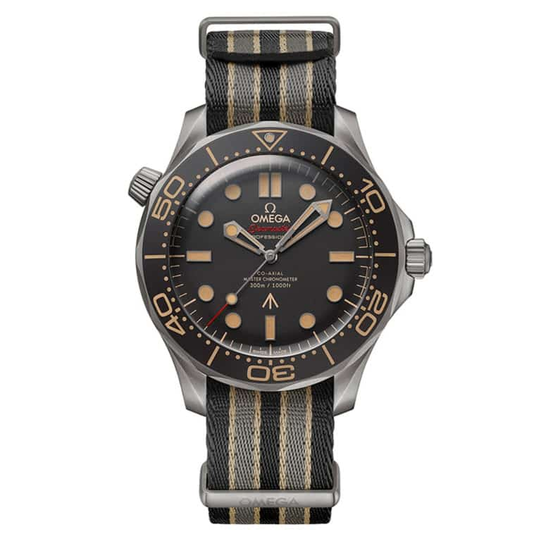 Omega - Seamaster Diver 300M co-axial master chronometer 42mm Edition 007