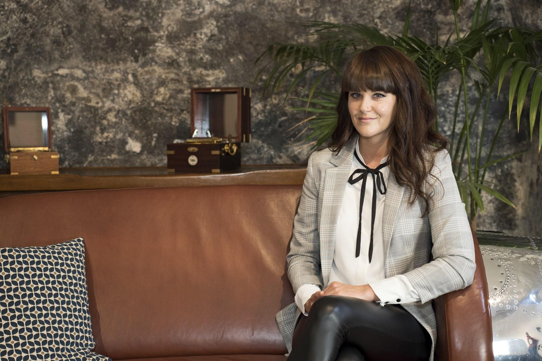 Emilie Chervet, Sales advisor
