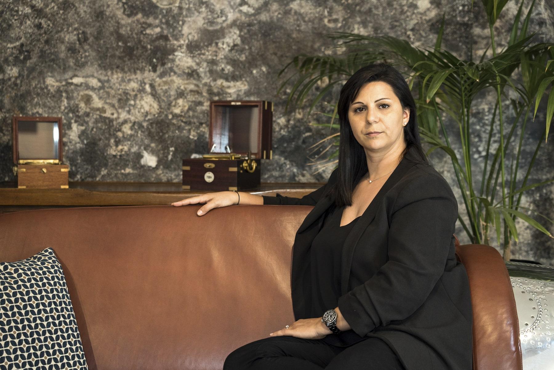 Liliana Richoz, Conseillère de vente