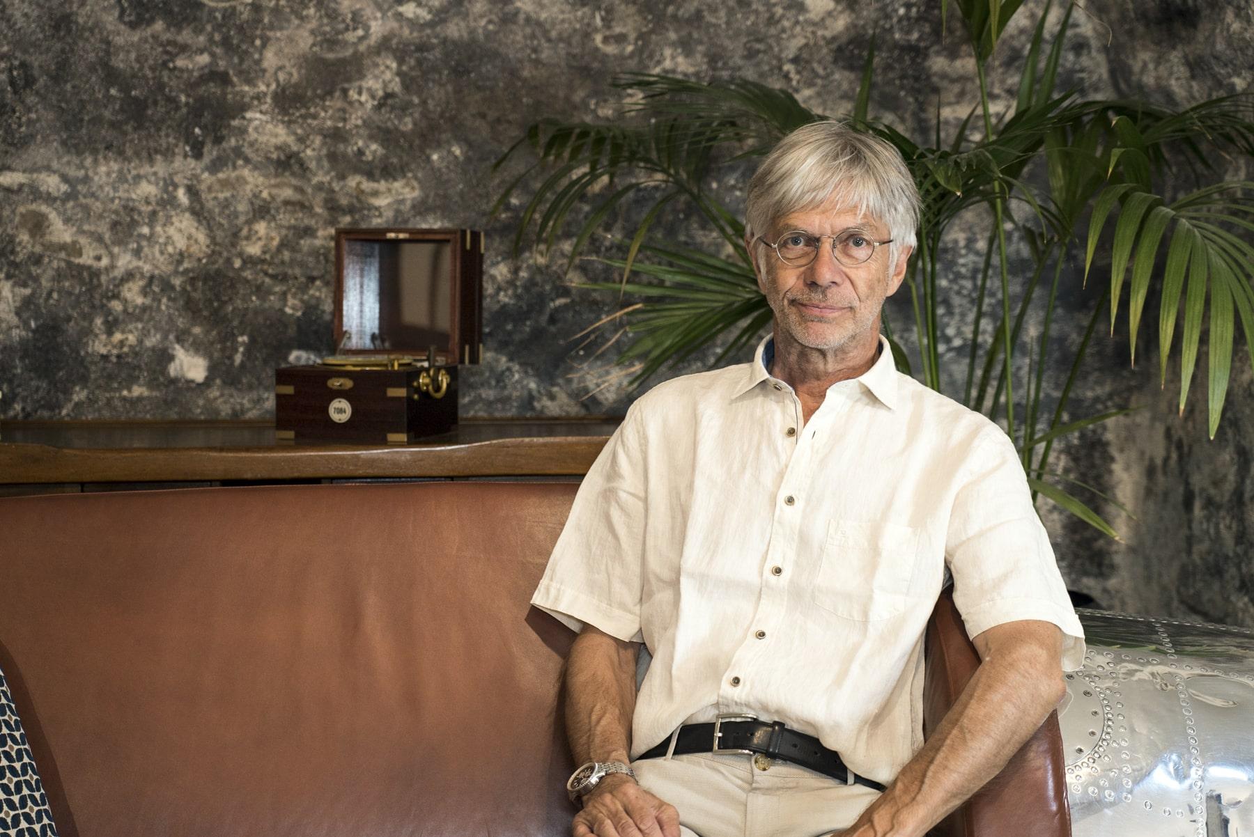 Lionel Meylan, Founder