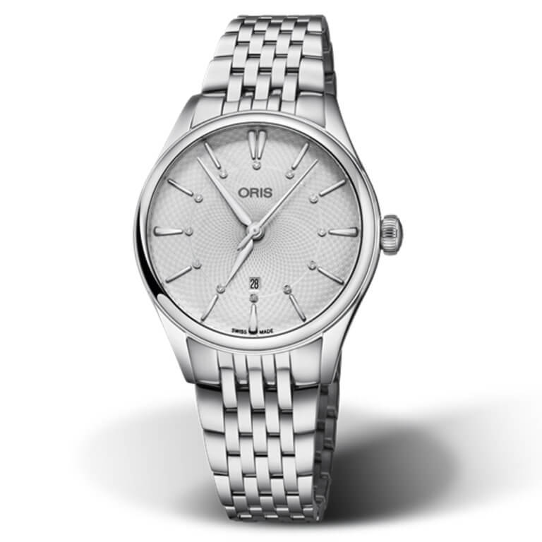 Oris - Artelier Date Diamonds