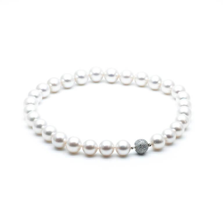 Bijoux Vintage - Collier de perles vintage