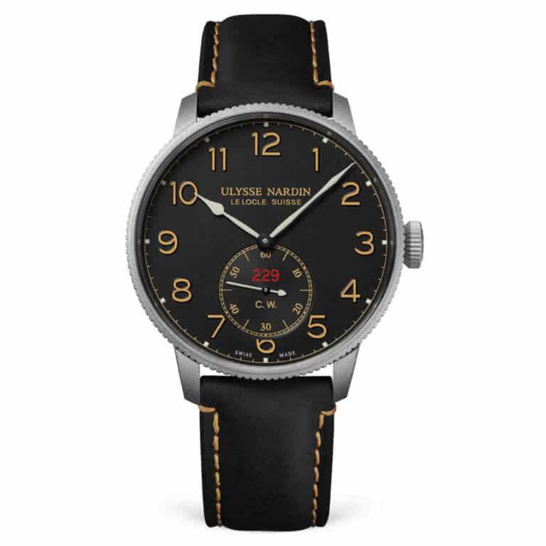 Ulysse Nardin - Marine Chronometer Torpilleur Edition limitée