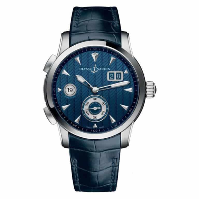 Ulysse Nardin - Classic Dual Time Manufacture