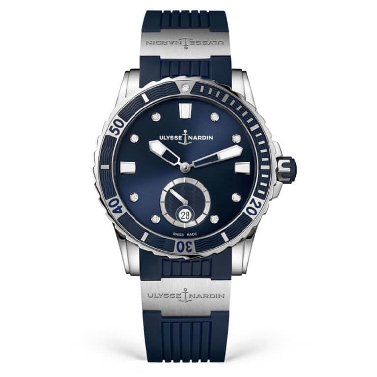 Ulysse Nardin - Diver Lady Manufacture