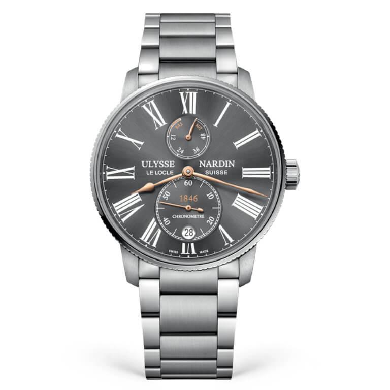 Ulysse Nardin - Marine Chronometer Torpilleur