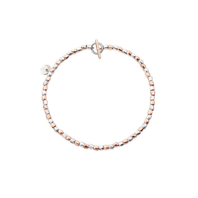 Dodo - Granelli bracelet mini grains argent 925