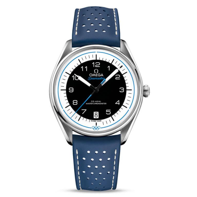 Omega - Seamaster chronométreur officiel des jeux Olympiques