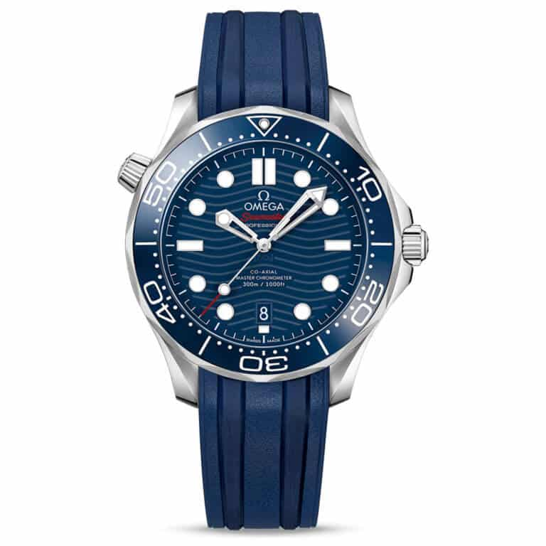 Omega - Seamaster Diver 300M co-axial master chronometer 42mm