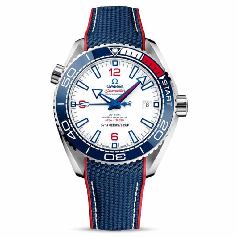 Omega - Seamaster Planet Ocean 600M co-axial master chronometer 43.5mm