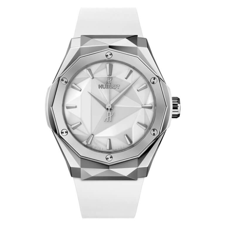 Hublot - Classic Fusion Orlinski titanium white