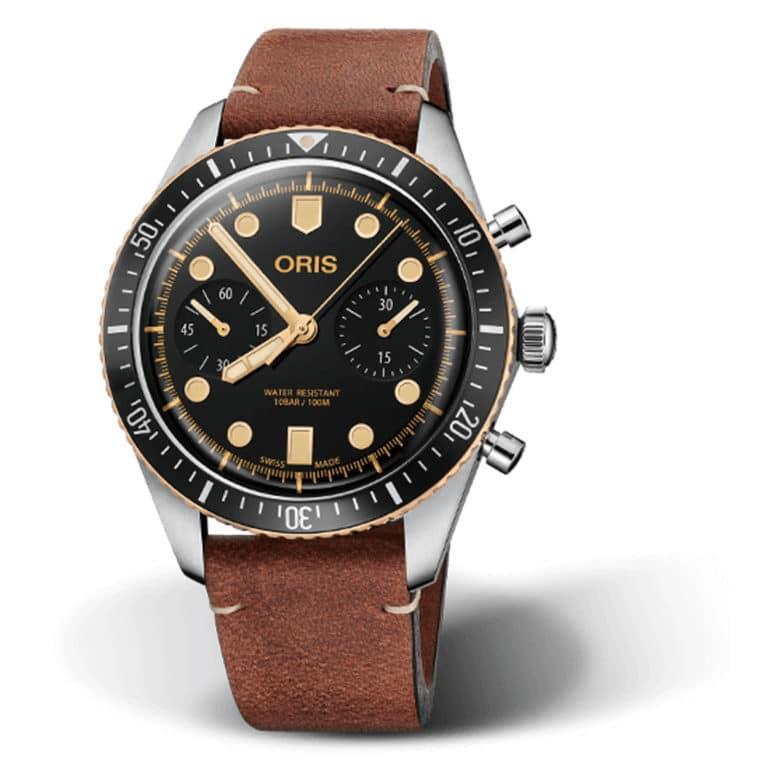 Oris - Diver Sixty-five chronographe