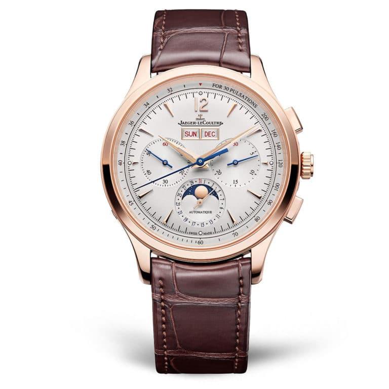 Jaeger-LeCoultre - Master Control chronographe calendar