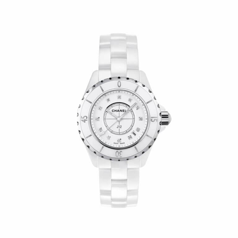 Chanel - J12 quartz 33