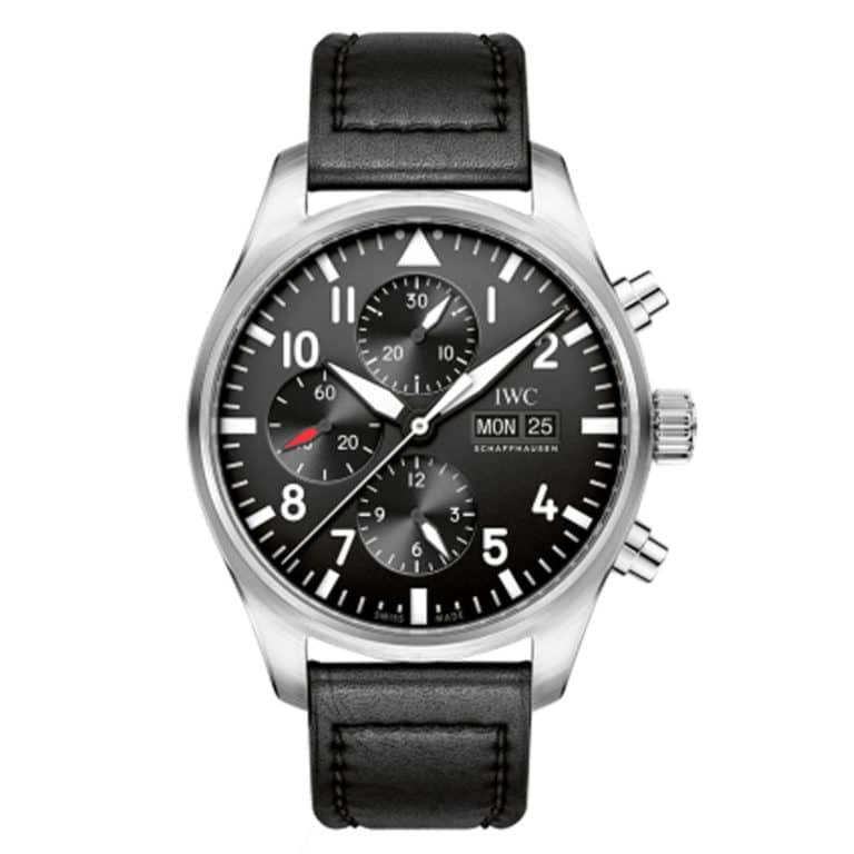 IWC Schaffhausen - Montre d'aviateur chronographe