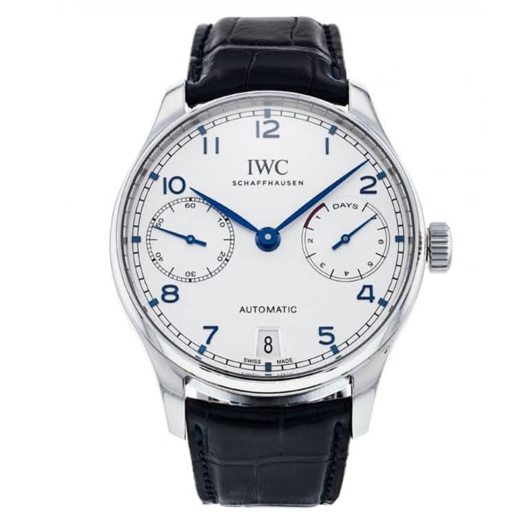 IWC Schaffhausen - Portugaise chronographe