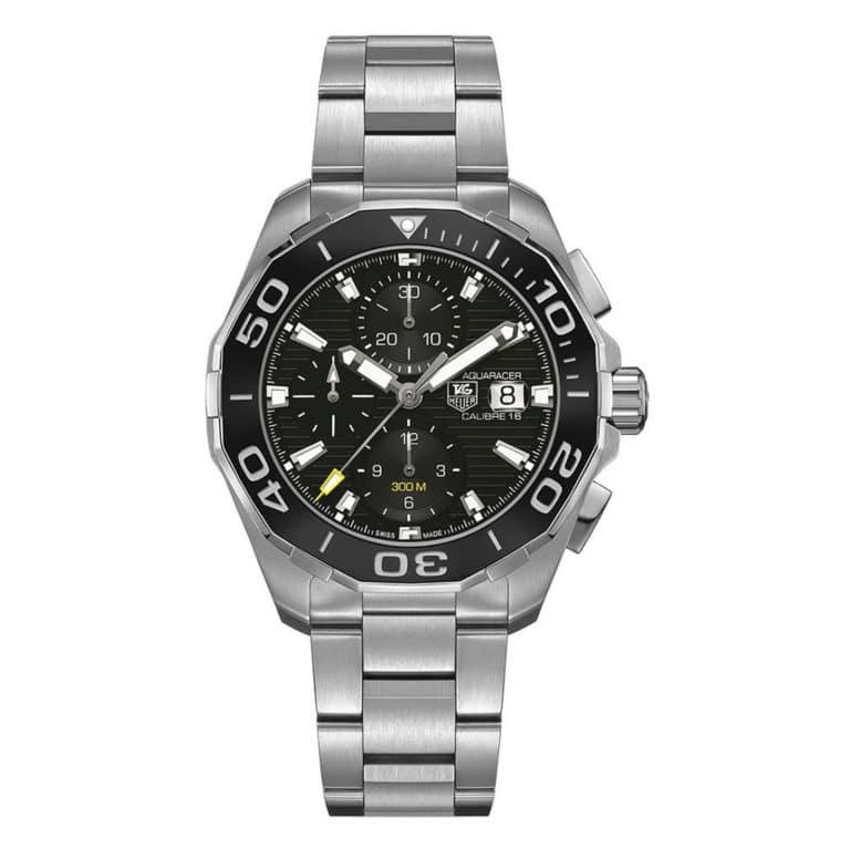 TAG Heuer - Aquaracer chronographe 43mm