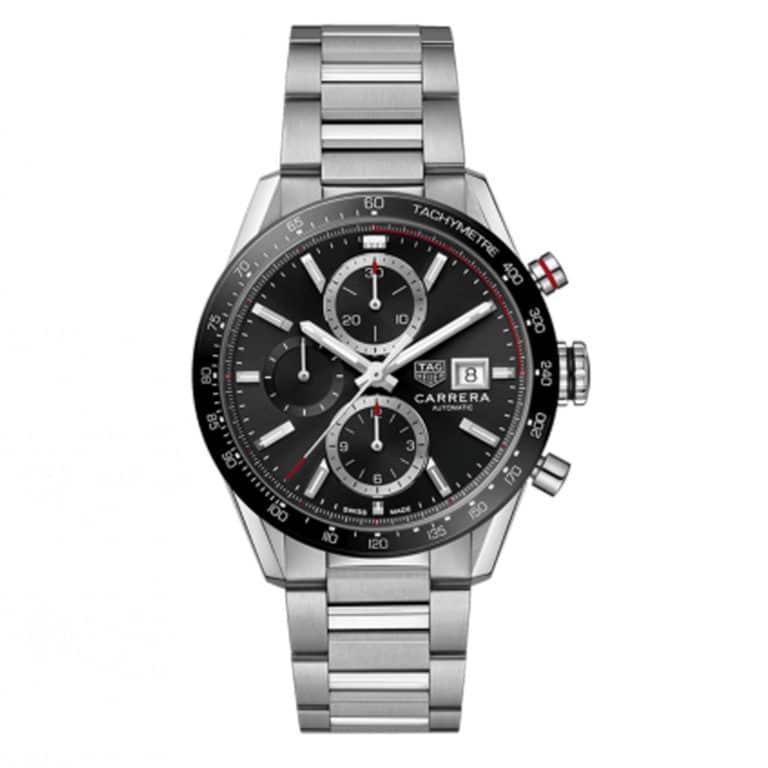 TAG Heuer - Carrera chronographe automatique