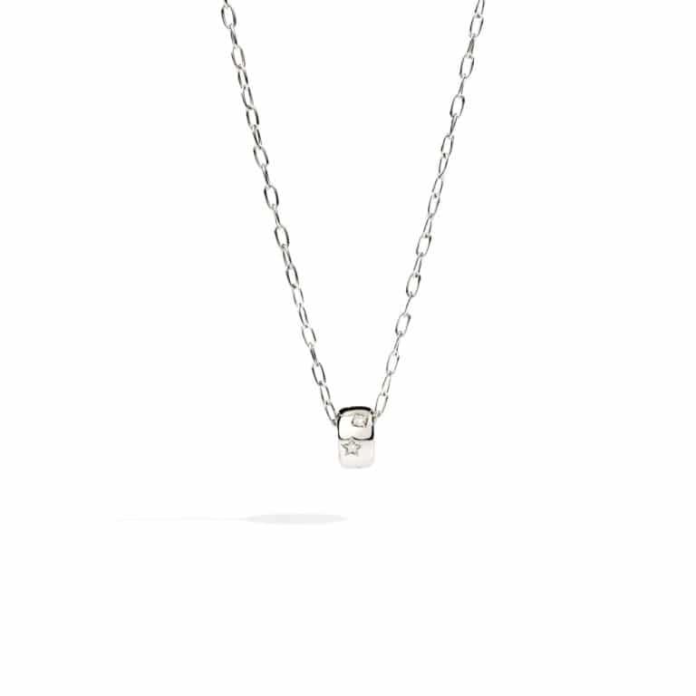 Pomellato - Iconica collier en or blanc