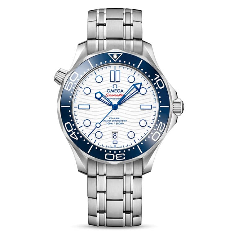 Omega - Seamaster Diver 300M co-axial master chronometer 42 mm TOKYO 2020