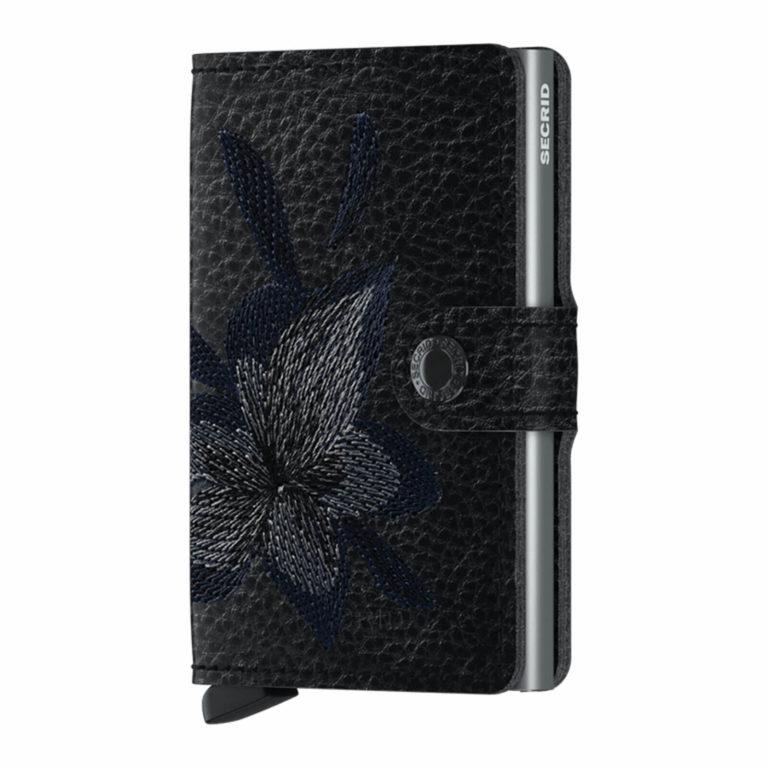 Secrid - Miniwallet Stitch Magnolia Black