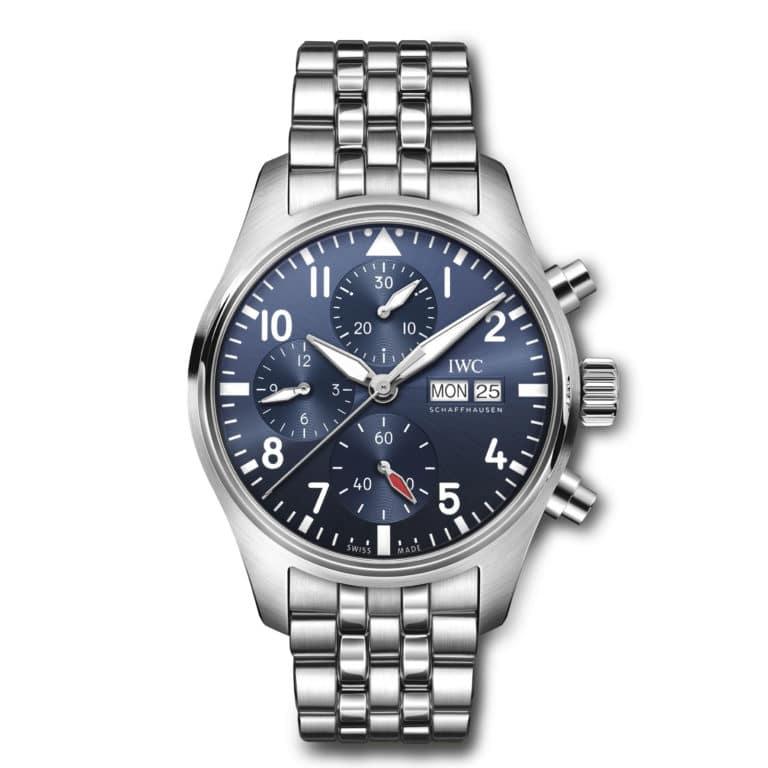 IWC Schaffhausen - Montre d'aviateur chronographe 41