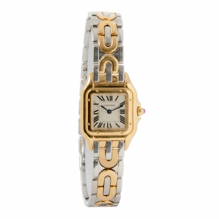 Cartier - Vintage Panthère 150 year anniversary watch